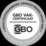Certificaat voor vakbekwame glasspecialisten