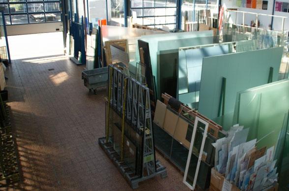 Werkplaats Glashandel Zantman