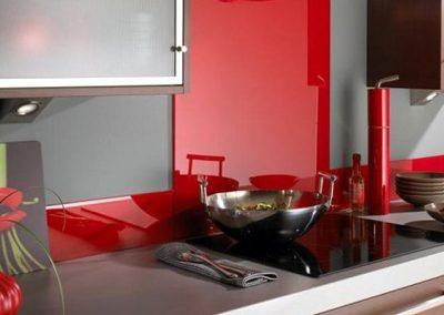 Spatwanden keuken